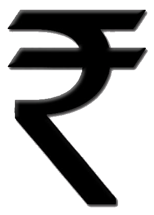 indian currency gets distinct symbol but how to type