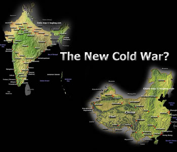"the cold war india India will have to devise and pursue the logic of such a cold war its aim can be a more benign one than was the case with the original cold war, namely to get pakistan to become a ""normal"" nation, state and neighbour."