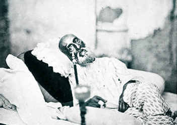 Bahadur Shah for 1857 trails