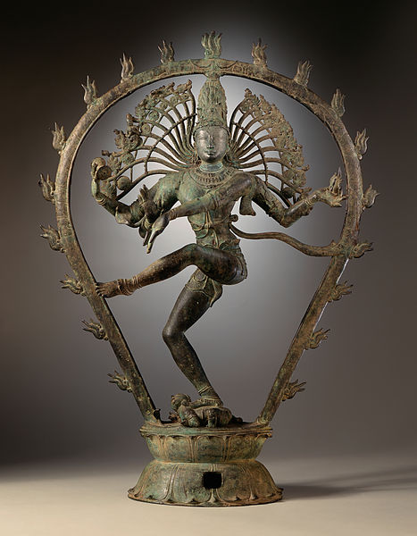 The Dancing Nataraja